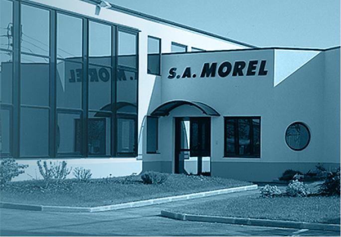 locaux Morel SA