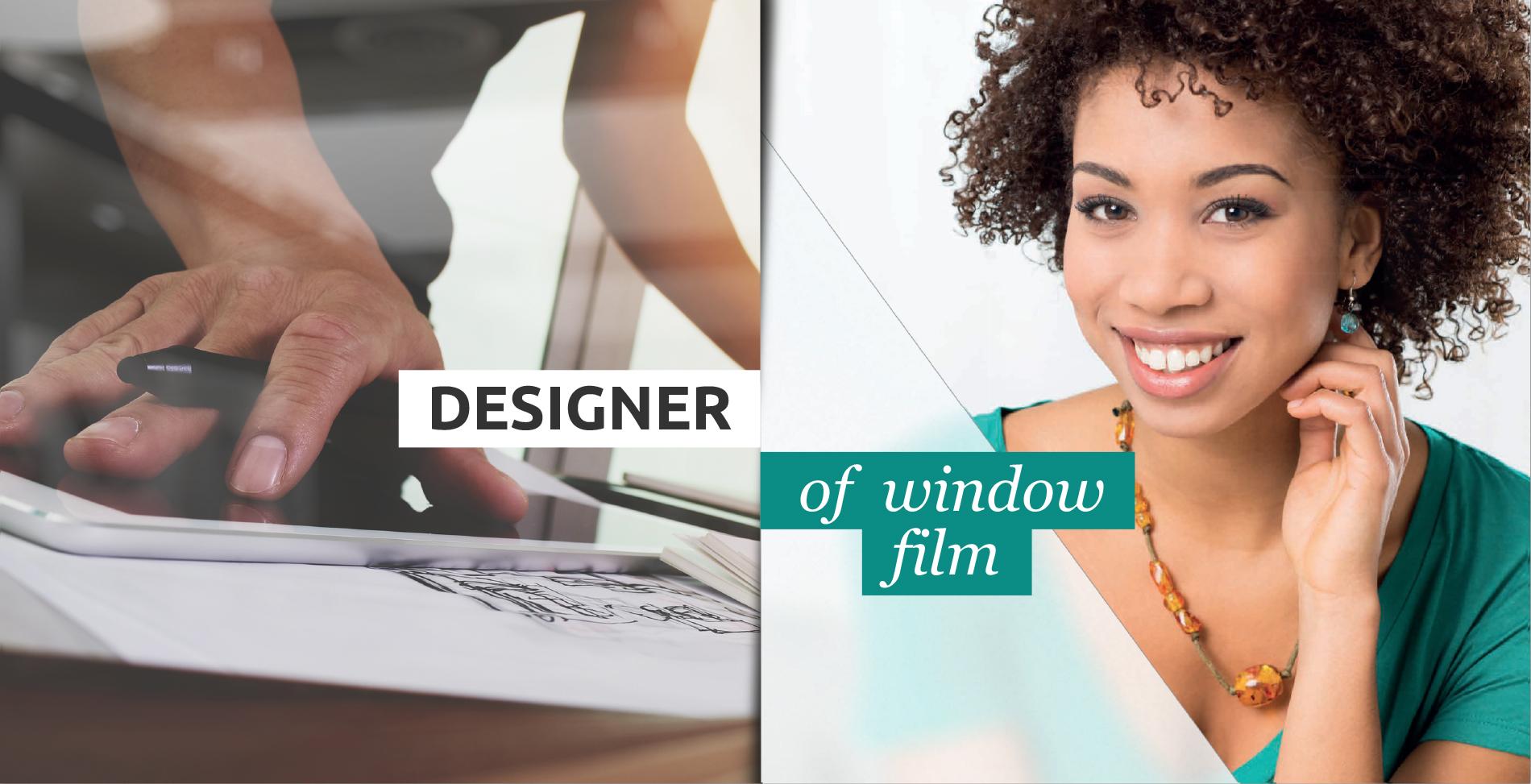 Morel DESIGNERof window film